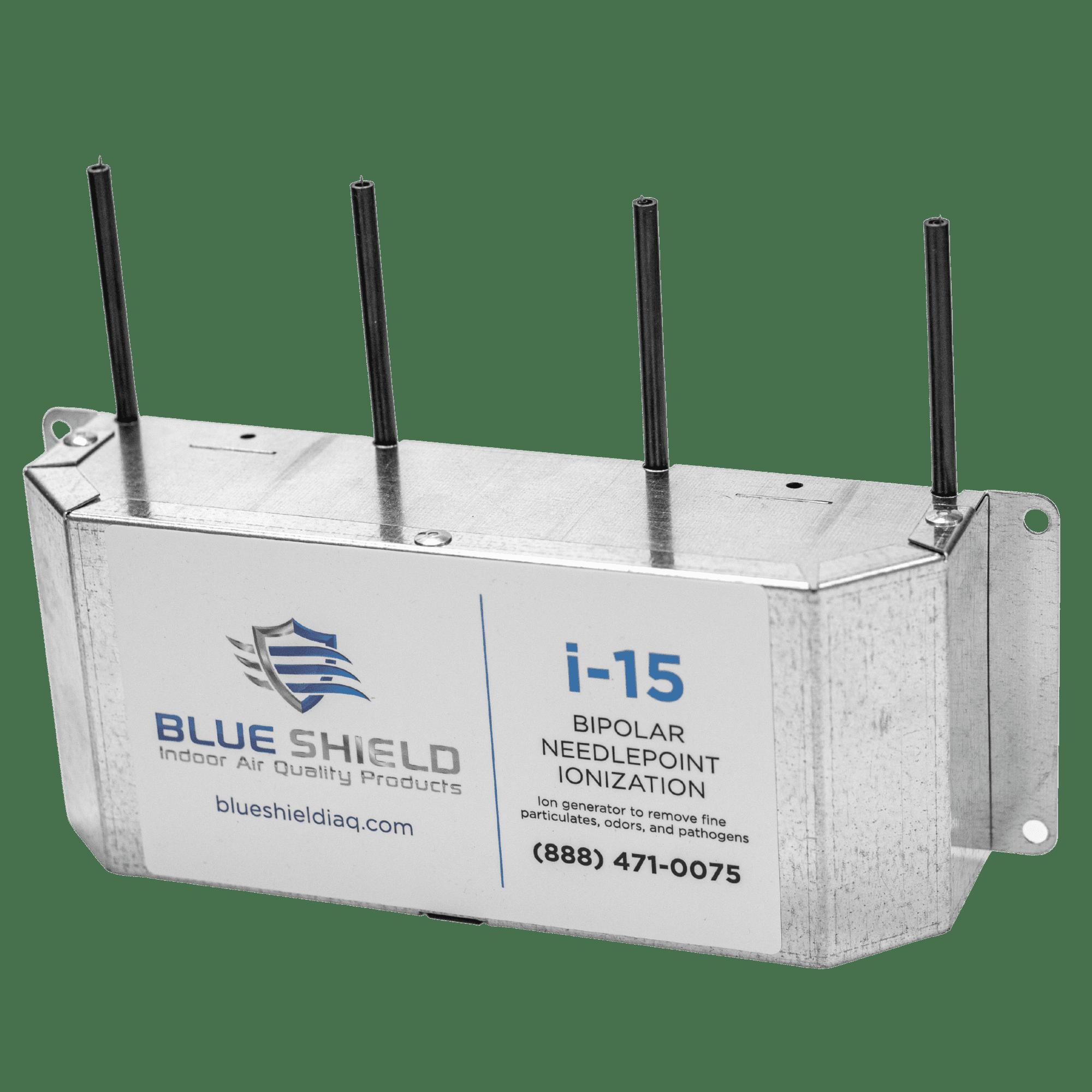 i-15 bilpolar needlepoint ionizer